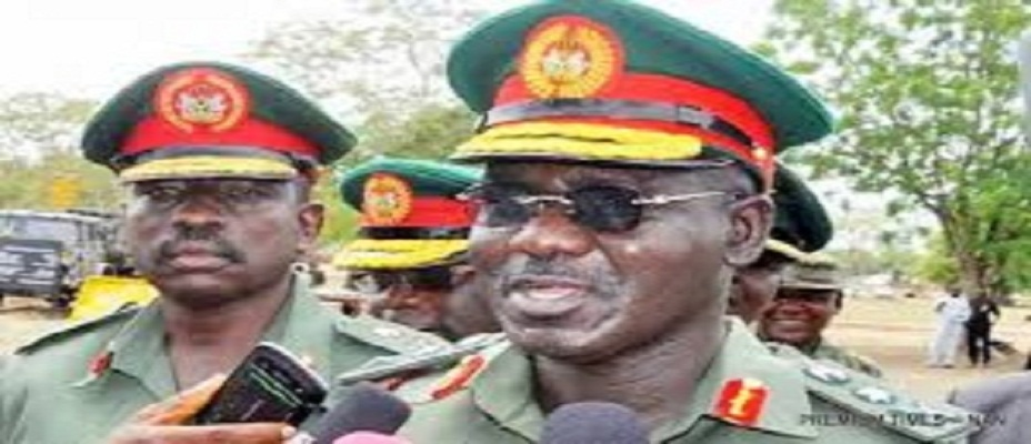 ARMY LUNCHES OPERATION EGWU EKE III TO CHECK EXCESS AHEAD OF 2019 POLLS WHILE OVERRUNS BOKO HARAM IN BAGA TOWN