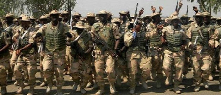Nigerian Troops Arrests Boko Haram Commander at IDP's Camp in Borno