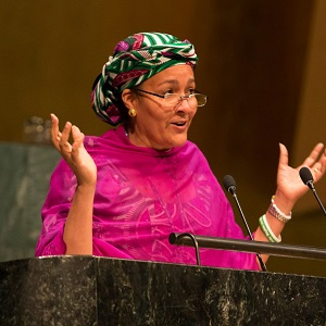 BOKO HARAM TERRORISM LARGELY CONTRIBUTED TO THE DRYING LAKE CHAD_UN DEPUTY SECRETARY GENERAL .