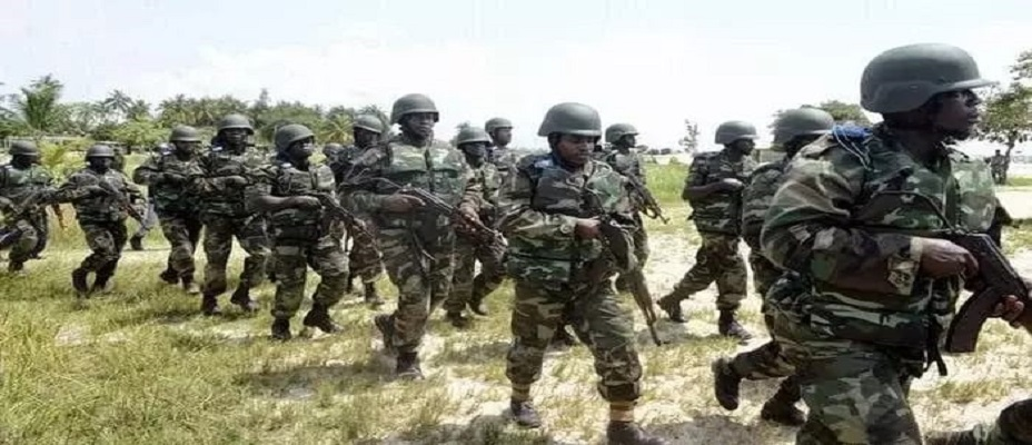 Nigerian Army Warns Zaria Residents As Shooting Exercise Begins in Zaria