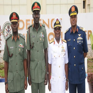 Military denied allegations of killing Civilians during Air Raids on Boko Haram hideout in Borno