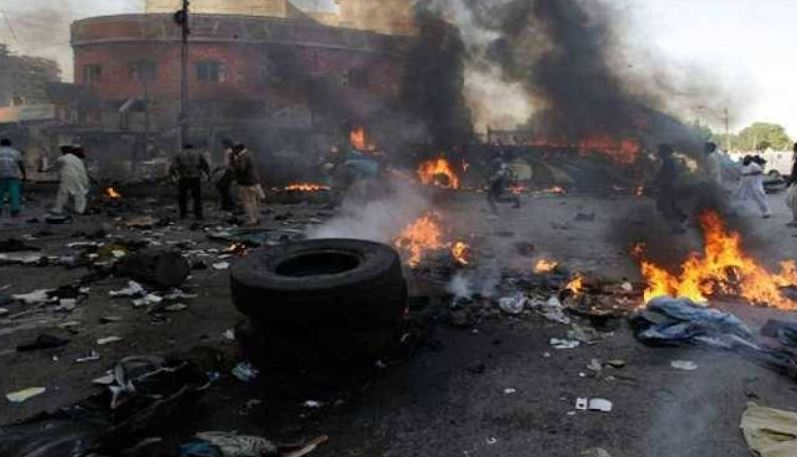 2 Suicide Bombers Detonate IEDs in a Mosque at Bama