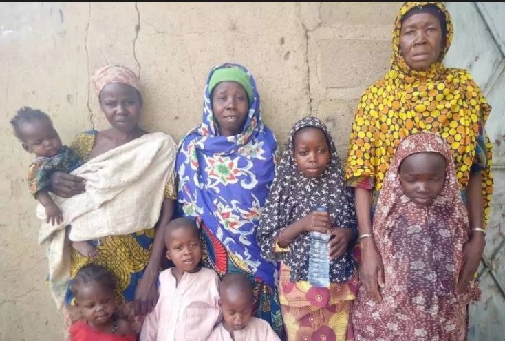 Troops Intercept 3 Wives of Boko Haram