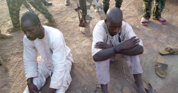 Troops Nab 2 Notorious Armed Bandits in Taraba