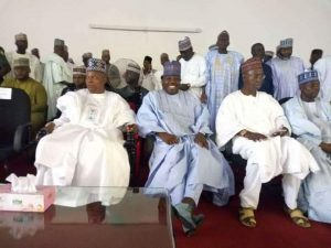 Nigeria: Ali Sheriff Attends APC Stakeholders Meeting in Maiduguri