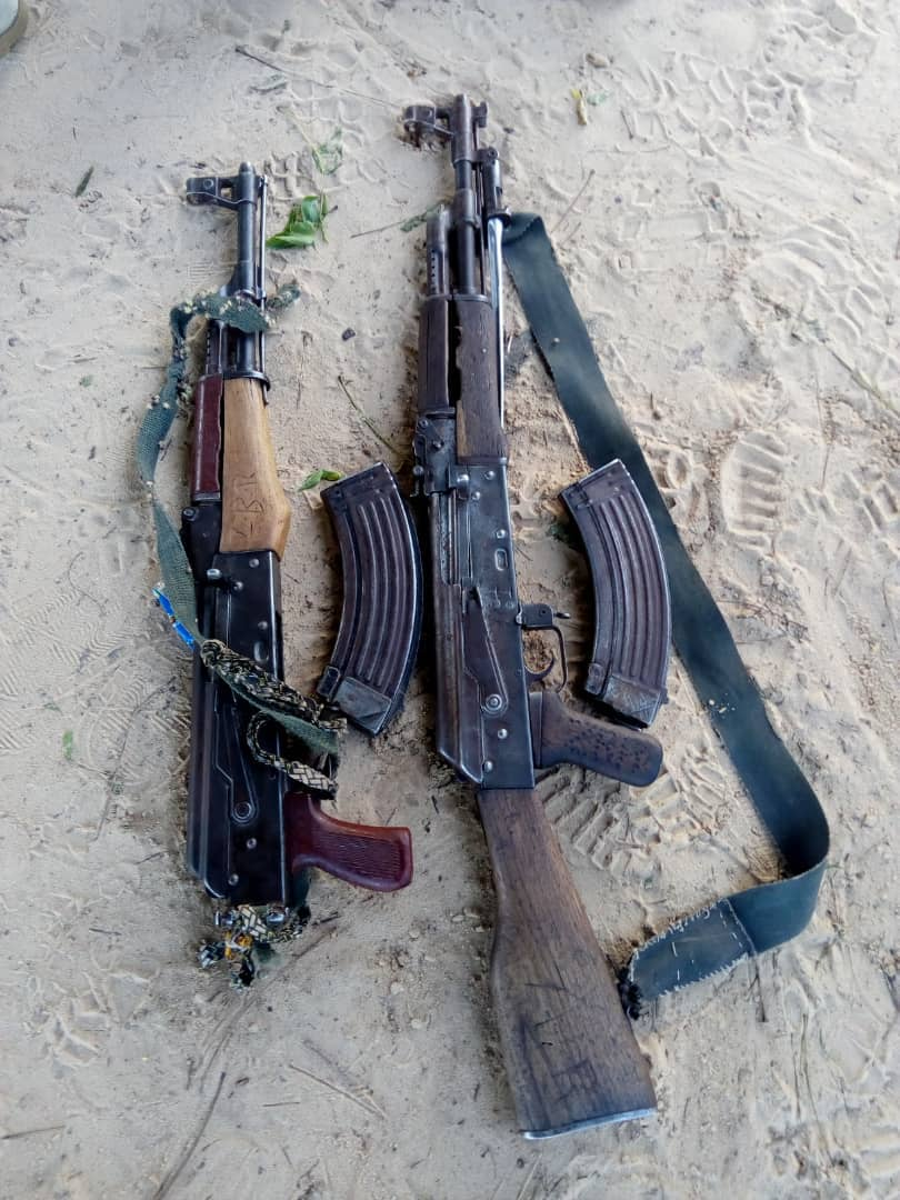 ARMY GUNNED DOWN DOZENS OF BOKO HARAM AND CONFISCATED 147 LIVESTOCK .