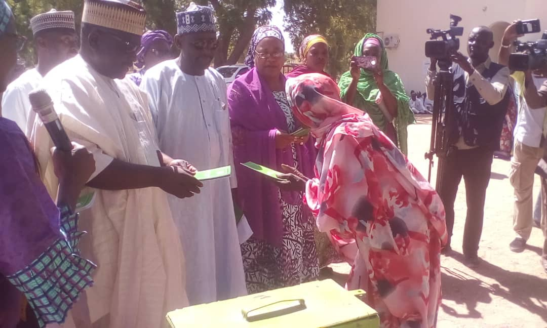 6000 WOMEN RECEIVES SUM OF 180,000000 FROM VSF IN NORTHEAST NIGERIA