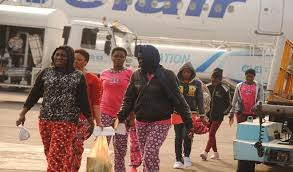 JIFORM Confirms That About 138 ladies Trafficked From Nigeria To Saudi Arabia By TTCO Company