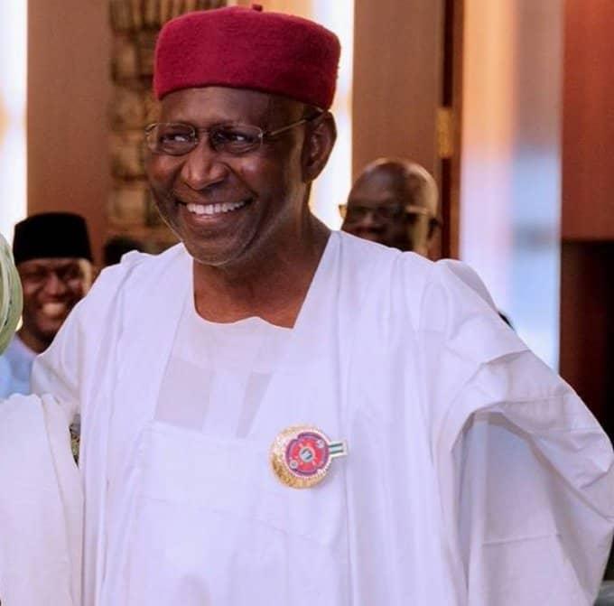President Buhari's Chief of Staff Abba Kyari Dies of Coronavirus.